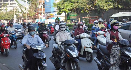 Sài Gòn lạnh nhất trong 10 năm nay - 3
