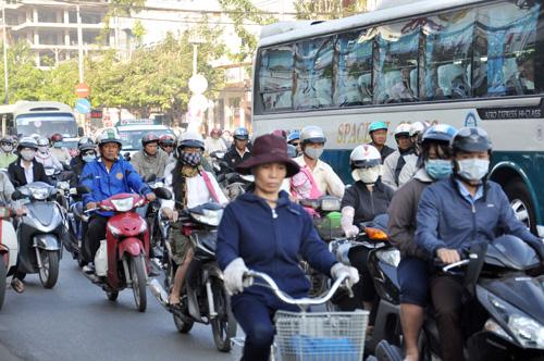 Sài Gòn lạnh nhất trong 10 năm nay - 6