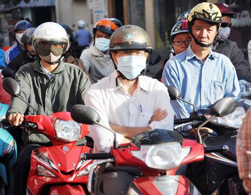 Sài Gòn lạnh nhất trong 10 năm nay - 8
