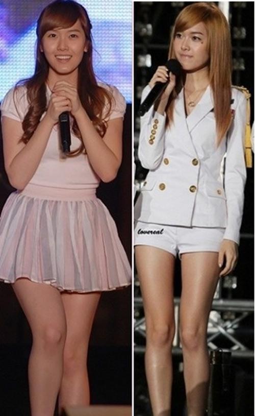 Những màn giảm cân bất ngờ của ca sĩ Hàn Quốc - 6
