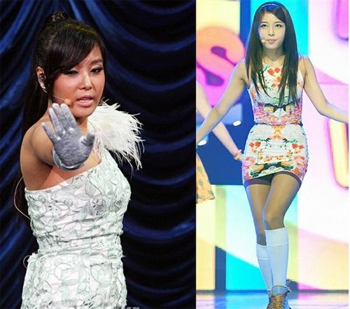Những màn giảm cân bất ngờ của ca sĩ Hàn Quốc - 9