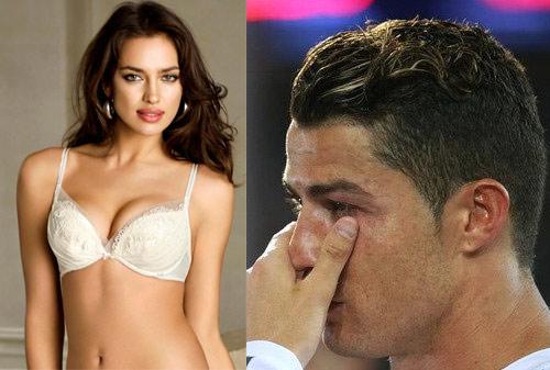 Irina Shayk và Christiano Ronaldo đã chia tay? - 1