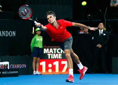 """Federer sẽ kéo dài """"tuổi thọ"""" nhờ Fast4 - 2"""