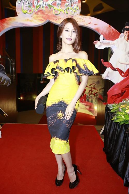 Trương Thế Vinh cùng bạn gái phi công dự ra mắt phim - 3