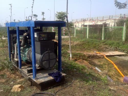Hà Nội: Lại vỡ đường ống, 70.000 hộ dân mất nước - 3
