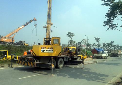 Hà Nội: Lại vỡ đường ống, 70.000 hộ dân mất nước - 5