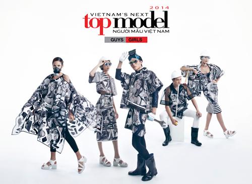 Top 5 Next Top Model 2014 tiết lộ điều thầm kín - 5