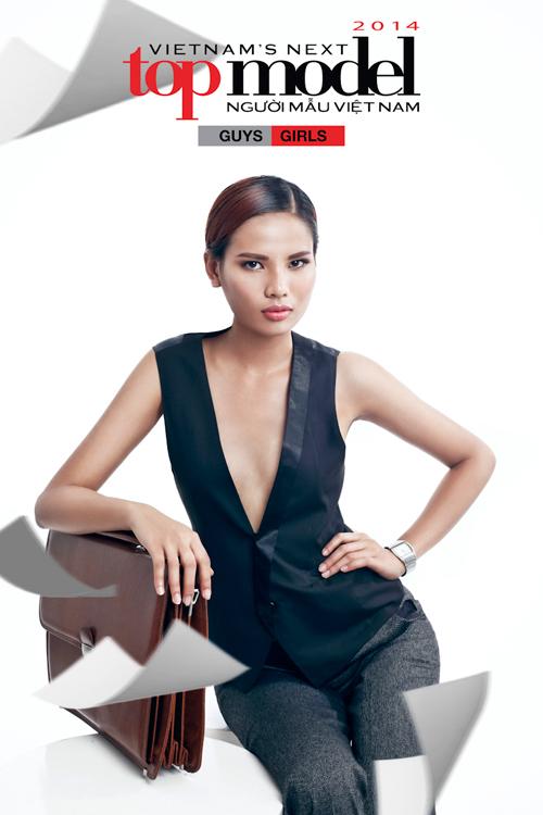 Top 5 Next Top Model 2014 tiết lộ điều thầm kín - 2