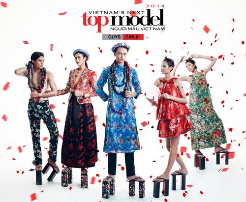 Top 5 Next Top Model 2014 tiết lộ điều thầm kín - 11