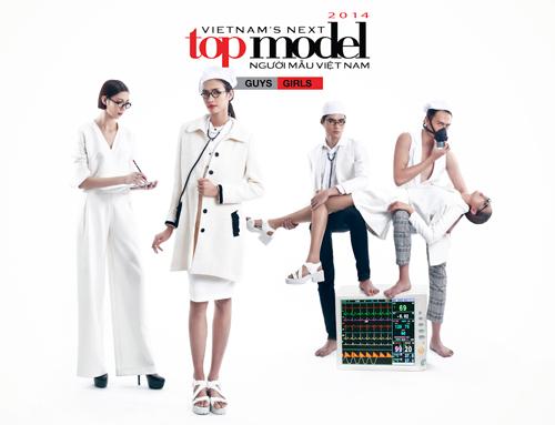 Top 5 Next Top Model 2014 tiết lộ điều thầm kín - 9