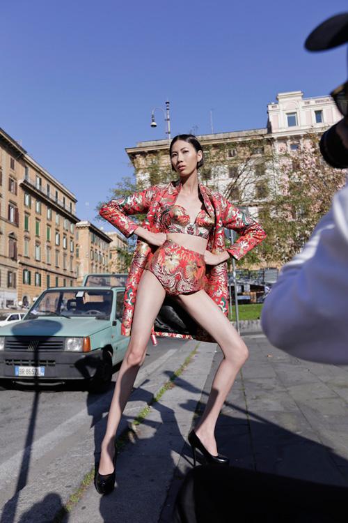 Top 5 Next Top Model 2014 tiết lộ điều thầm kín - 12