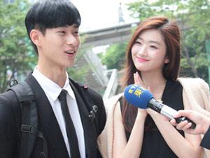 """Bản sao """"cụ giáo"""" xứ Đài tấn công truyền hình Hàn Quốc"""