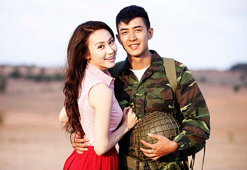 Những người tình trên màn ảnh của Ngân Khánh - 3