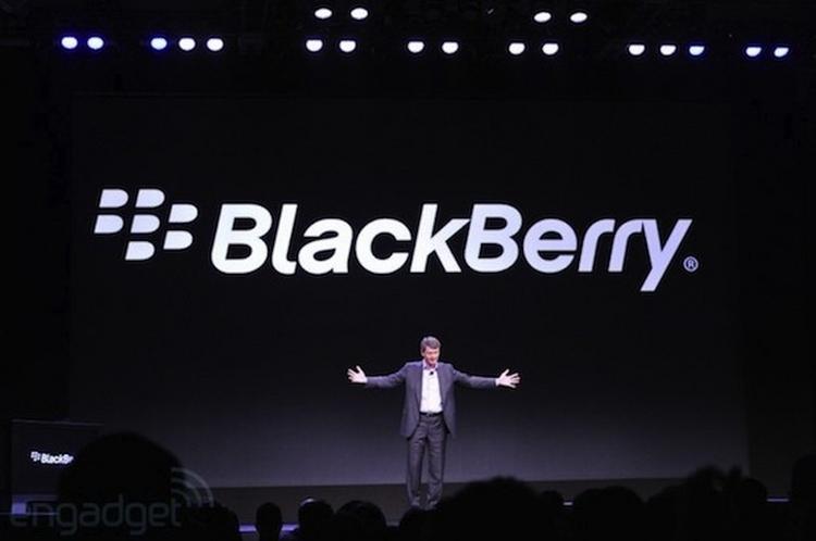 """Rộ tin Samsung """"gạ mua"""" BlackBerry với giá khủng - 1"""