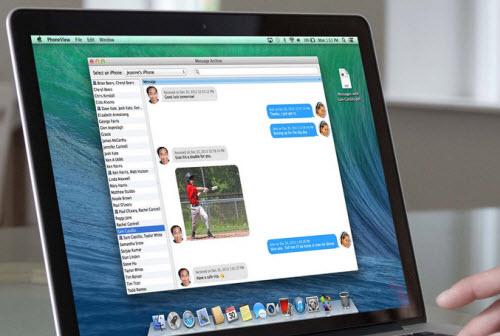 PhoneView: Sao lưu dữ liệu giữa iPhone, iPad, iPod và MacBook - 1