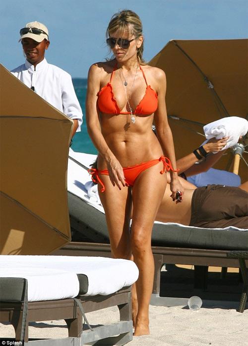 7 mỹ nhân U60 mặc bikini khiến thiếu nữ phải ghen tị - 14