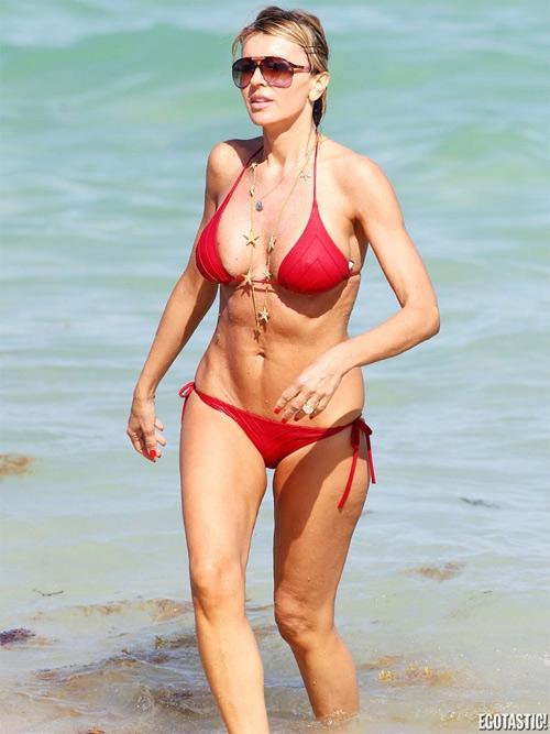 7 mỹ nhân U60 mặc bikini khiến thiếu nữ phải ghen tị - 15