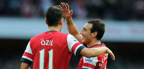 """Arsenal & cuộc chiến """"số 10"""" tại Emirates - 2"""