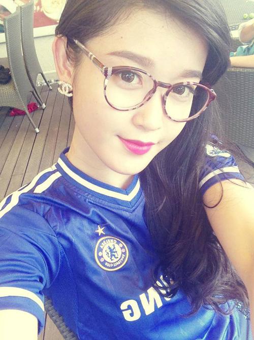 FC Chelsea thế giới bất ngờ đăng ảnh Á Hậu Huyền My - 3