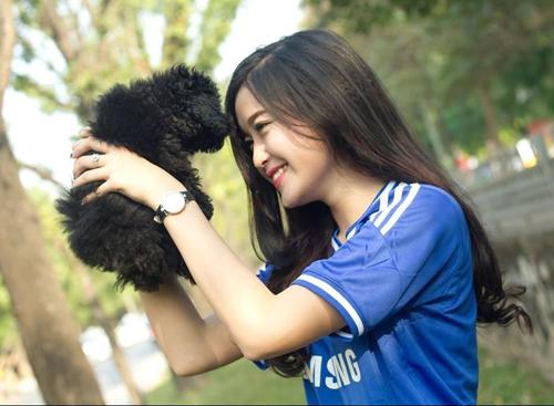 FC Chelsea thế giới bất ngờ đăng ảnh Á Hậu Huyền My - 2