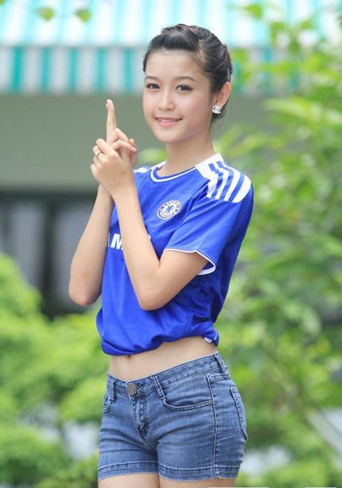 FC Chelsea thế giới bất ngờ đăng ảnh Á Hậu Huyền My - 6