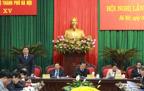 Hai tân Phó bí thư Thành ủy Hà Nội đều là nữ - 1