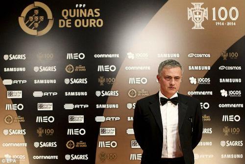Mourinho tiết lộ danh hiệu vĩ đại nhất sự nghiệp - 1
