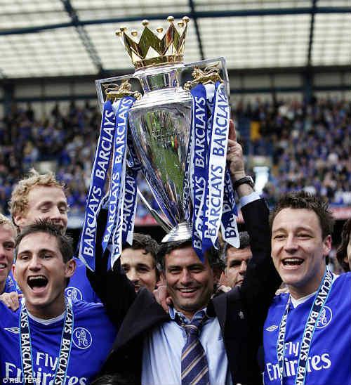 Mourinho tiết lộ danh hiệu vĩ đại nhất sự nghiệp - 3