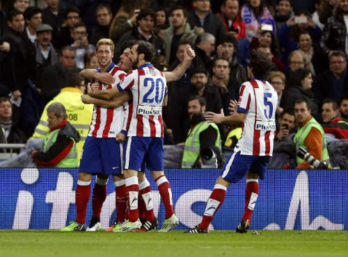 Real – Atletico: Rượt đuổi hấp dẫn - 1