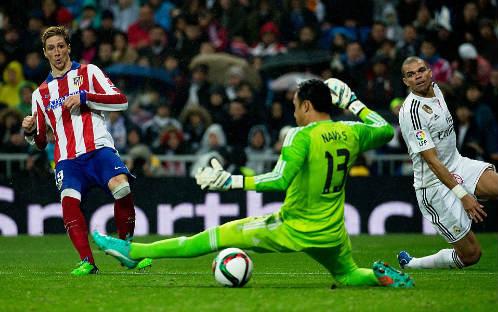 Làm lu mờ Ronaldo, Torres khiến Real ôm hận - 1