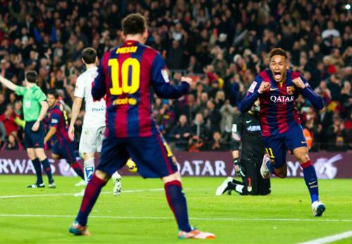 Người Barca ngán ngẩm khi nghĩ về Atletico - 1