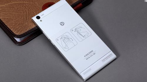 """Kingzone K1 - Smartphone """"hạng sang"""" giá bình dân - 3"""