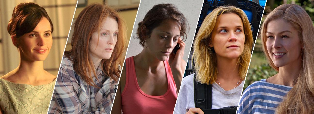 Đề cử Oscar 2015 hội tụ những gương mặt thân quen - 3