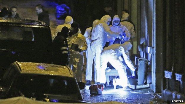 """Cảnh sát Bỉ giết """"2 nghi phạm khủng bố Hồi giáo"""" - 3"""