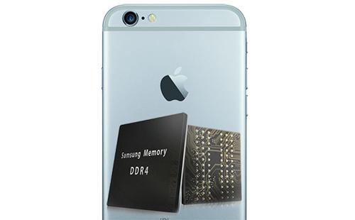 iPhone 6S dùng RAM 2GB - 1