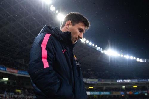 """Enrique & kế hoạch """"cô lập"""" Messi - 1"""