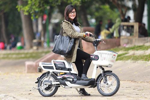 Chọn xe đạp điện nào tầm giá 7 – 8 triệu đồng? - 2