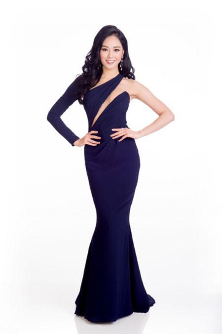 Những bộ váy dạ hội thất bại tại Hoa hậu Hoàn vũ 2015 - 14