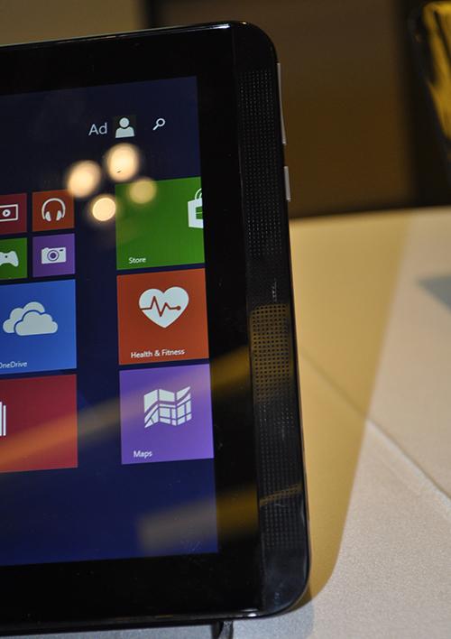 HP giới thiệu máy tính bảng lai laptop Pavilion X2 - 8