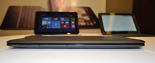 HP giới thiệu máy tính bảng lai laptop Pavilion X2 - 10