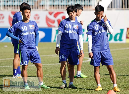 """Cầu thủ HAGL """"choáng"""" với dàn ngoại binh Thanh Hoá - 2"""