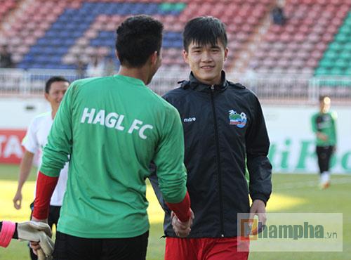 """Cầu thủ HAGL """"choáng"""" với dàn ngoại binh Thanh Hoá - 8"""