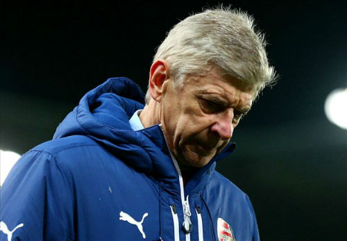 """HLV Wenger """"ghét ra mặt"""" với giải thưởng QBV - 1"""