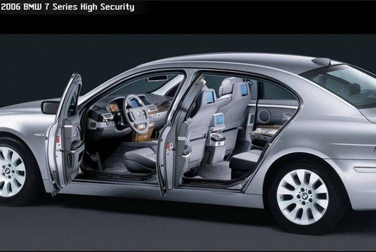 Lộ siêu xe chống đạn BMW mới của Thủ tướng Úc - 1
