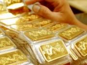 Giá vàng bất ngờ nhảy vọt