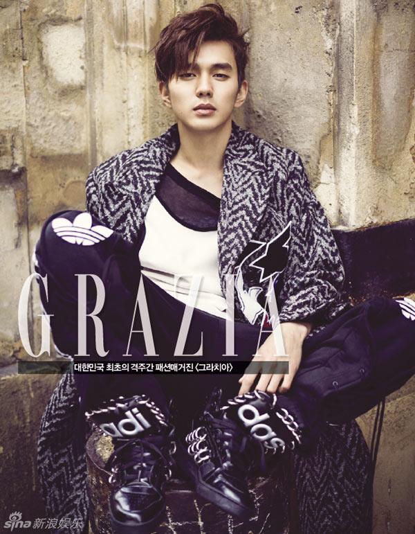Mỹ nam SeungHo trở lại showbiz với hình ảnh quyến rũ - 2