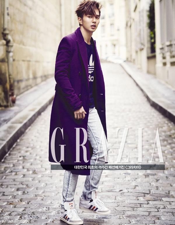 Mỹ nam SeungHo trở lại showbiz với hình ảnh quyến rũ - 3