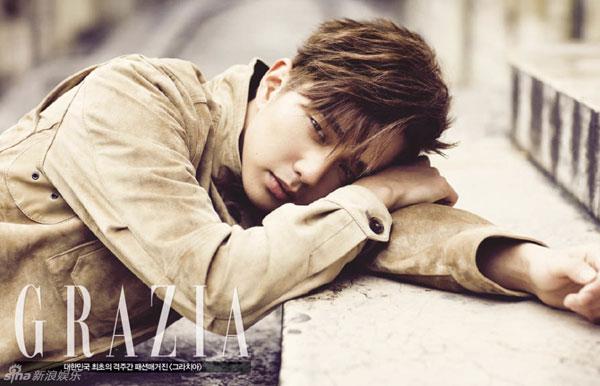 Mỹ nam SeungHo trở lại showbiz với hình ảnh quyến rũ - 4