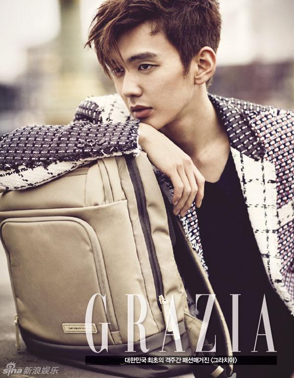 Mỹ nam SeungHo trở lại showbiz với hình ảnh quyến rũ - 5