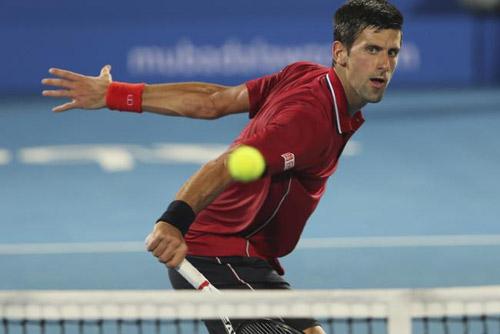 Australian Open: Mảnh đất lành của Djokovic - 2